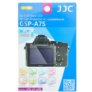 JJC Ultra-Thin Optical Glass LCD Screen Protector GSP-A7S for Sony A7S A7 A7R (Adhesive)