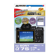 Hakuba LCD Protection Film for Sony A7S, A7R, A7