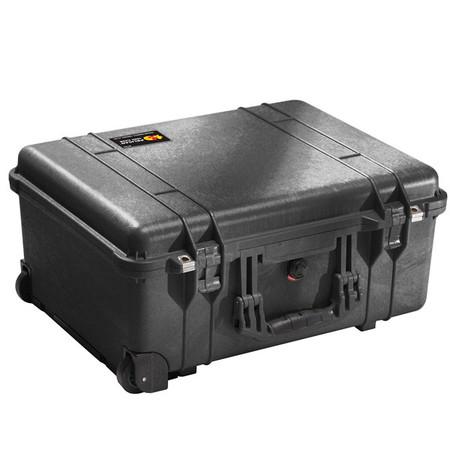 Pelican Hard Case Protector 1560B Large (Foam, Black, Trolley)
