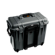 Pelican Hard Case Top Loader 1440B Medium (Foam, Black, Trolley)