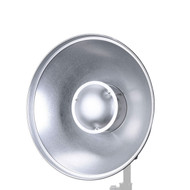 Fotolux Beauty Dish 41cm Silver with Bowens Mount