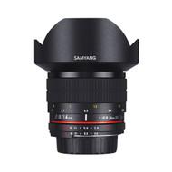 Samyang 8mm F3.5 UMC CS II Lens for Canon EOS (Fisheye, APS-C)
