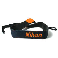 Matin Camera Strap with Nikon Logo (Denim)