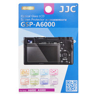 JJC Ultra-Thin Optical Glass LCD Screen Protector GSP-A6000 for Sony A6300 A6000 A5000 (Adhesive)