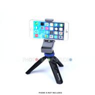 Benro Mini Tripod PocketPod PP1 with Ztylus Flip Mount for iPhone, Samsung
