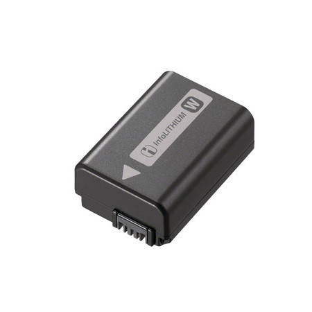 Sony Li-on Rechargeable Battery NP-FW50 (W Series)