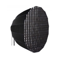 Jinbei Deep Parabolic Softbox 120cm with Grid (Folding)