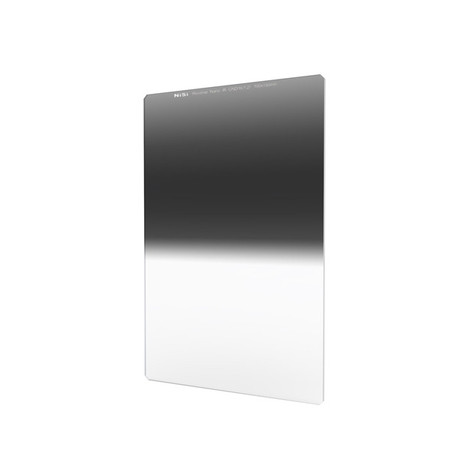 Nisi 100 x 150mm Square Filter Nano IR Z-Series Soft Graduated Reverse GND16 (1.2) Neutral Density ND Filter (Optical Glass)