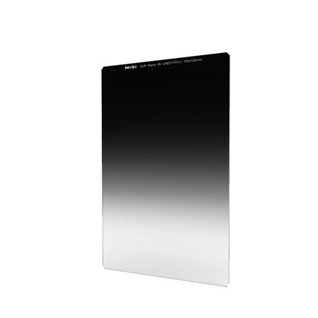 Nisi 100 x 150mm Square Filter Nano IR Z-Series Soft Graduated GND32 (1.5) Neutral Density ND Filter (Optical Glass)