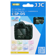 JJC Ultra-Thin Optical Glass LCD Screen Protector GSP-D5 for Nikon D5 (Adhesive)