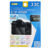 JJC Ultra-Thin Optical Glass LCD Screen Protector GSP-D500 for Nikon D500 (Adhesive)