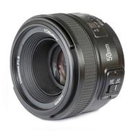 Yongnuo AF 50mm f1.8 Standard Prime Lens for Nikon
