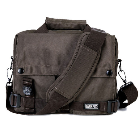 Tankpro Camera Shoulder Bag 3081 Brown (Small)