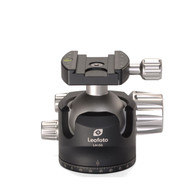 Leofoto Low Profile Ball Head LH-55 (Double-Action)