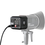 Godox Witstro AC Power Source Adapter for AD600 AD600BM AD600B