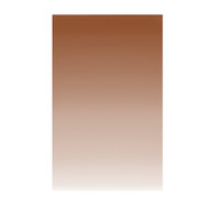 Fotolux 1m x 1.5m Graduated Brown to White Backdrop Paper
