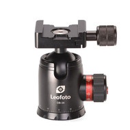 Leofoto Ball Head DB-34 (Double-Action)