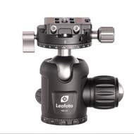 Leofoto Pro Ball Head with Panning Clamp NB-34 (Double-Action)