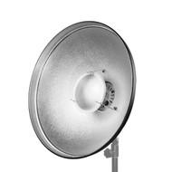 Fotolux Beauty Dish 40cm Silver QZ-40 with Bowens Mount