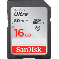 SanDisk Ultra 533X 16GB SDHC SD Memory Card