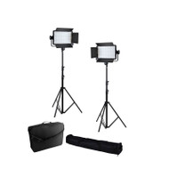 Godox Video LED Light LED500C x2 5500K Kit