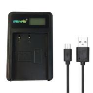 Fotolux Single Battery Charger for Panasonic BLF19E (USB)