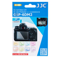 JJC Ultra-Thin Optical Glass LCD Screen Protector GSP-6DM2 for Canon 6DII (Adhesive)