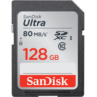 SanDisk Ultra 533X 128GB SDXC SD Memory Card