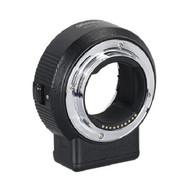 Commlite CM-ENF-E1 PRO CoMix Nikon F Lens to Sony E Mount Electronic Lens Adapter (Black)