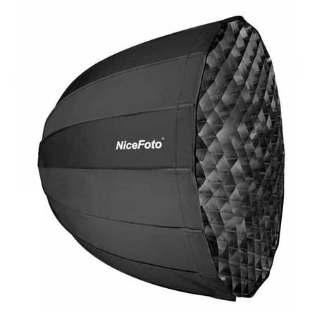 Nicefoto Deep Parabolic Umbrella Softbox with Grid 90cm