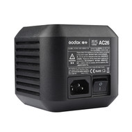 Godox Wistro AC Power Source Adapter AC-26 for AD600Pro Witstro Outdoor Flash