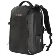 K&F Concept Classic DSLR Camera Outdoor Travel Backpack KF13.083 (XL, Black)