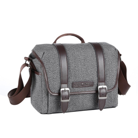 K&F DSLR Camera Messenger Shoulder Bag KF13.078 (Small , Grey)