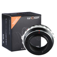 K&F Concept Nikon G/F/AI/AIS/D Lenses to Micro Four Thirds (M4/3) Camera Mount Adapter KF06.077