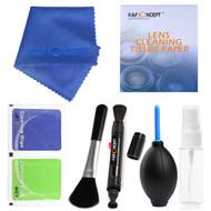 K&F Concept 7 in 1 DSLR Camera Cleaning Kit SKU0861