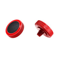 JJC Deluxe Soft Release Button SRB-R (Red & Black)