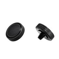 JJC Deluxe Soft Release Button SRB-BK (Black)
