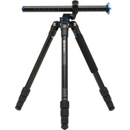 Benro Go Plus 4-Section Aluminum Travel Tripod FGP18A