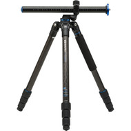 Benro Go Plus 4-Section Carbon Fiber Travel Tripod FGP28C