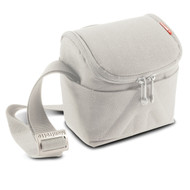 Manfrotto Amica 10 Dove Shoulder Camera Bag Stile Plus MBSVSB10DV (Light Grey)