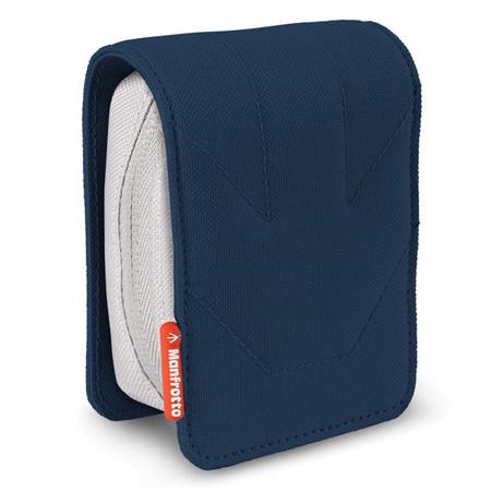 Manfrotto Piccolo 3 Camera Pouch Stile Plus MBSVZP3BI (Blue)