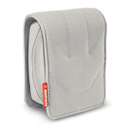 Manfrotto Piccolo 5 Dove Camera Pouch Stile Plus MBSVZP5V (Light Grey)