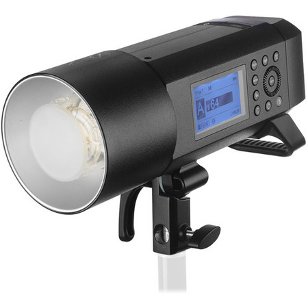 Godox AD400Pro 400Ws Witstro All-In-One Outdoor Flash (TTL , Bowens Mount)