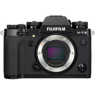 Fujifilm X-T3 Mirrorless Digital Camera Body Only (Black)