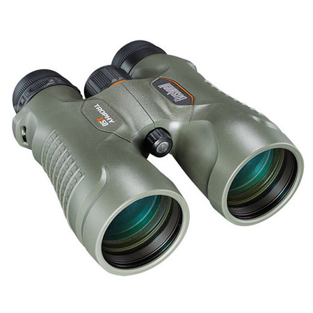 Bushnell 10 x 50 Trophy Xtreme Binocular (Green) 335105