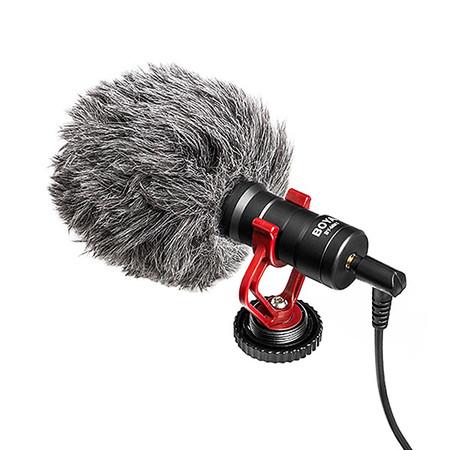 BOYA BY-MM1 Universal Cardioid Video Microphone