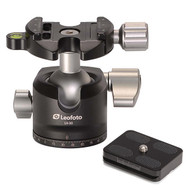 Leofoto LH-30+BPL-50 30mm Low Profile Ball Head with Quick Release Plate (Compact)