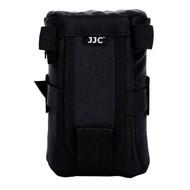 JJC DLP-4 Deluxe Lens Pouch (<100 x 182 mm)