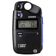 Sekonic L-308X Light Meter Flashmate