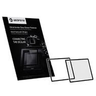 GGSFOTO MJ-F2 LCD Metal-border Glass Screen Protector for Ocular (Fujifilm X-T1 , X-T2 , X-A3 )